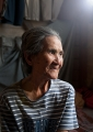Lusa Sudai, a beautiful 85 year old Lun ...