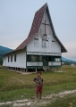 The G.K.P.I church (Gereja Kristian Pema...