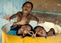 Seletar sea gypsy children doing what ch...