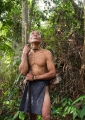Olui Akem, an experienced Penan hunter. ...