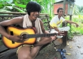 A gifted guitarist, Aib and his homeboy ...