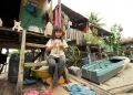 This little Suluk girl has a special fon...